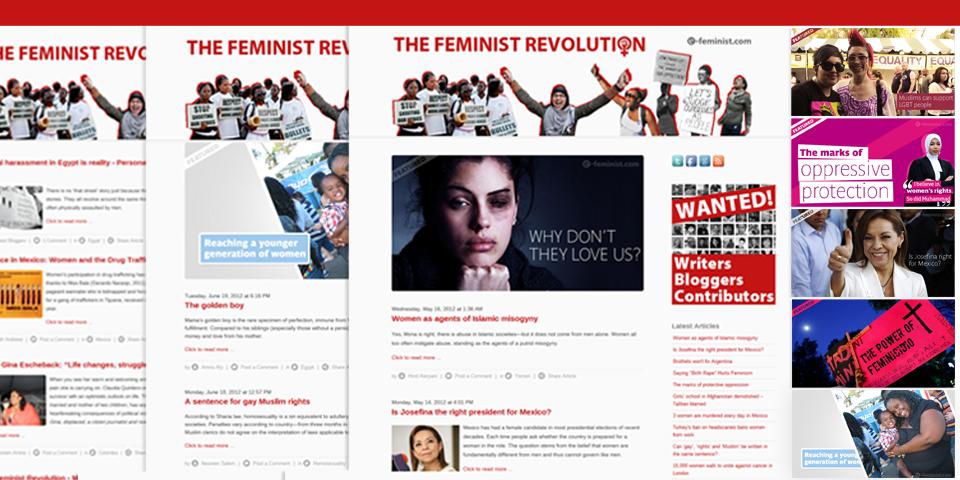 e-feminist branding